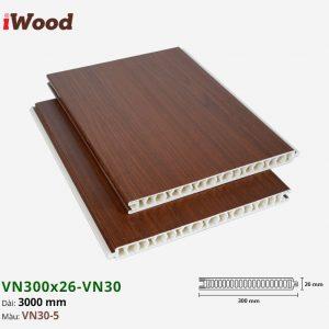 iWood VN300x26-VN30-5 hình 2