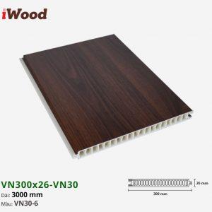 iWood VN300x26-VN30-6 hình 1