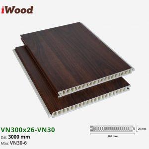 iWood VN300x26-VN30-6 hình 2