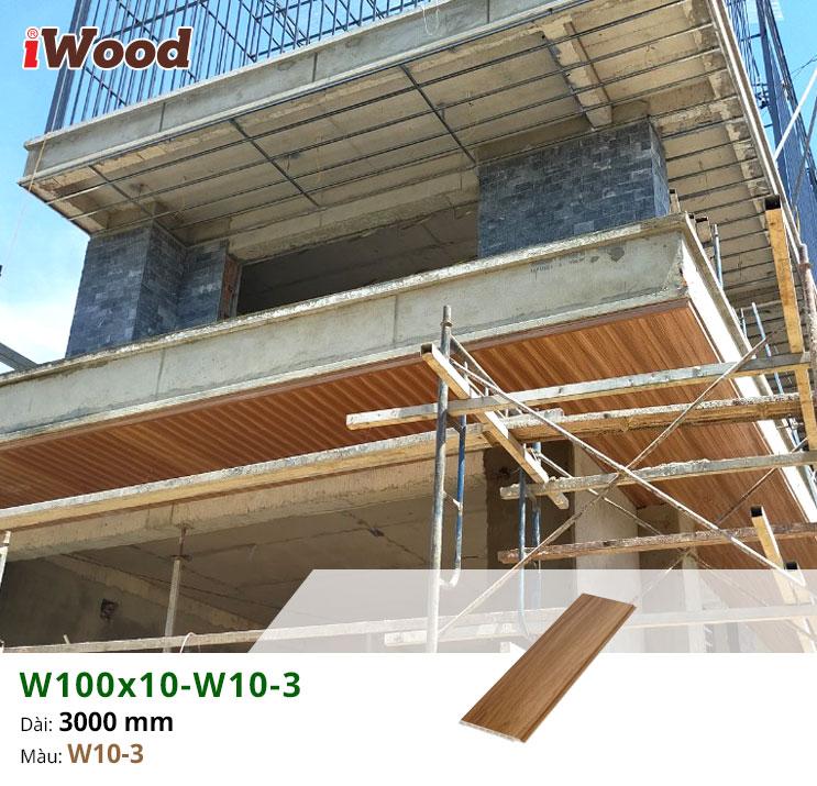 Thi công ốp trần tấm ốp tường W100-10-W10-3