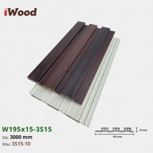 iWood 3S15-10 hình 2