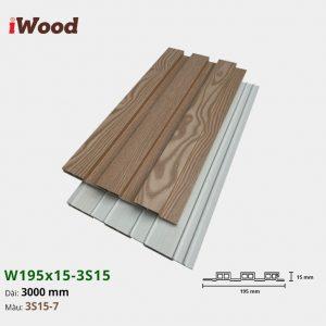 iWood 3S15-7 hình 2