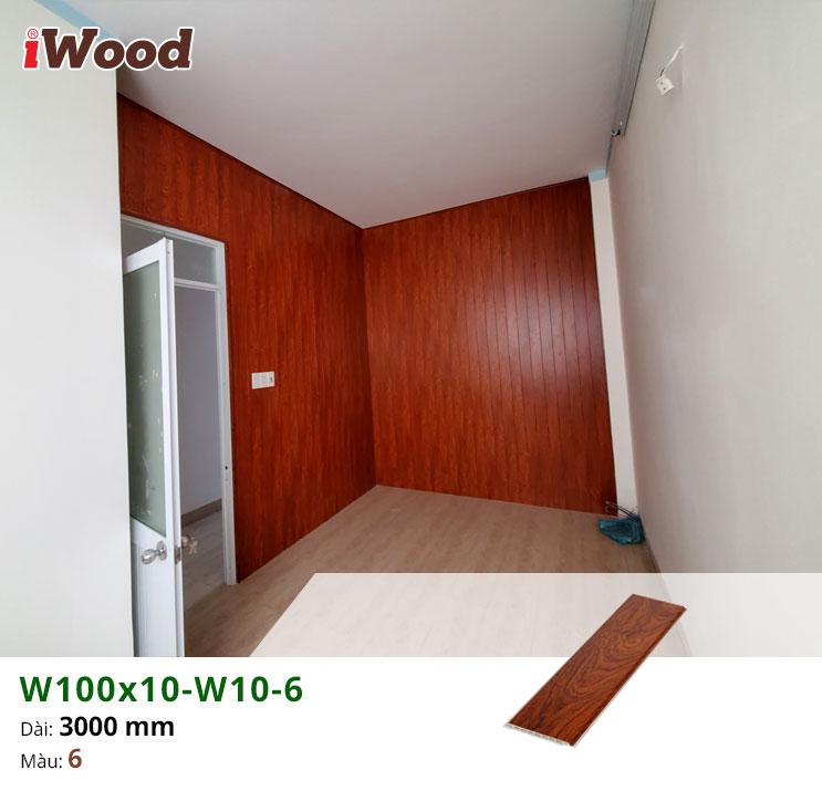 iWood W100x10-W10-6