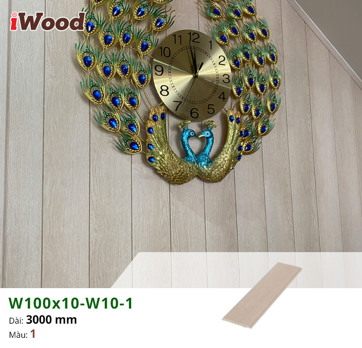 iWood W100x10-W10-1